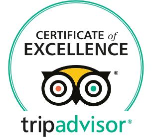 Trip Advisor Award Presthavendirect.co.uk